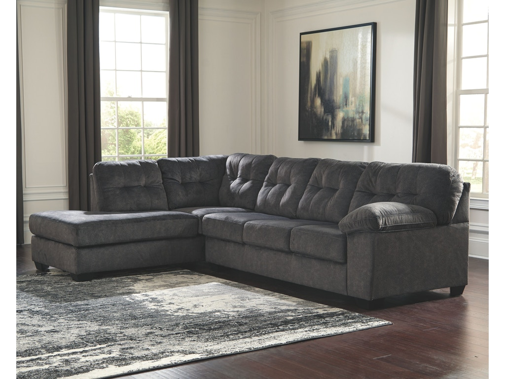 Signature Design By Ashley Living Room Sectional 705091x