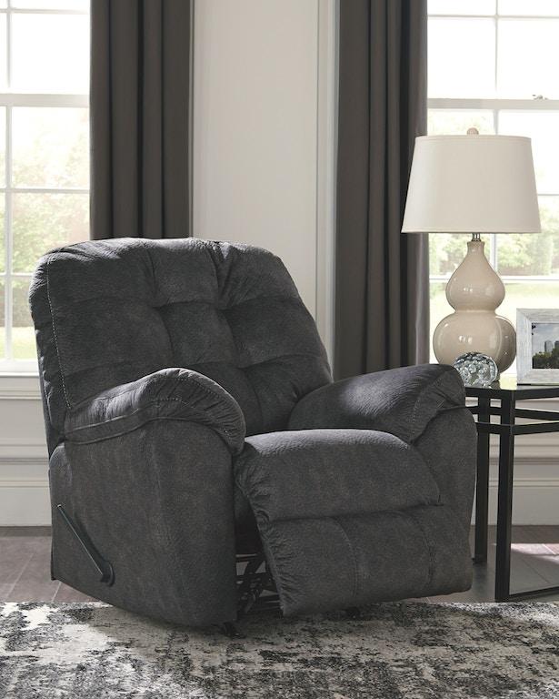 Ashley Furniture Texarkana: Signature Design By Ashley Living Room Accrington Recliner