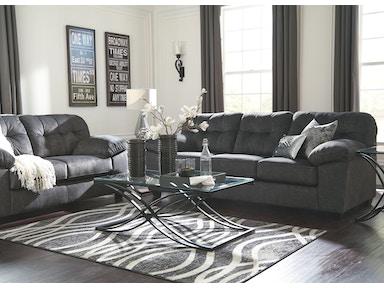Signature Design By Ashley Living Room Accrington Sofa