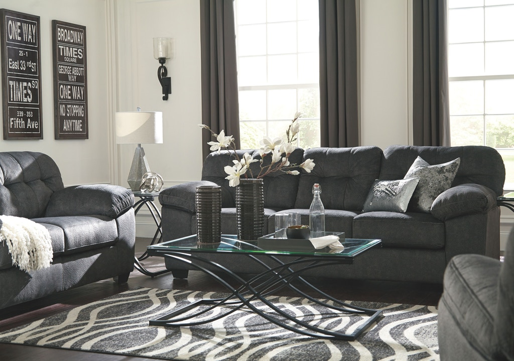 Signature Design By Ashley Living Room Accrington Queen
