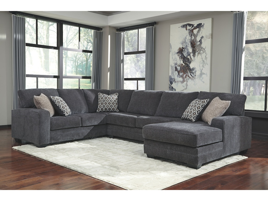 Signature Design By Ashley Living Room Laf Sofa 7260066 Factory Direct Furniture Cleveland Ms
