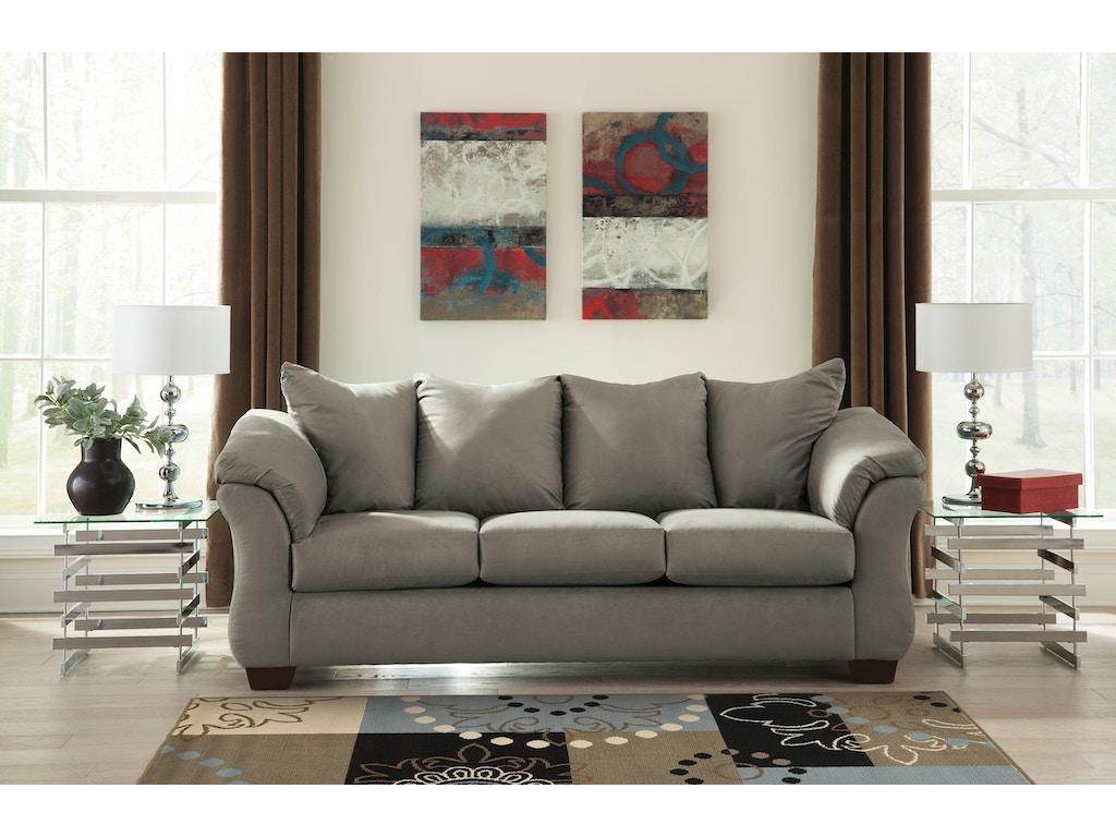 Signature Design By Ashley Living Room Sofa 7500538 Furniture Kingdom Gainesville Fl