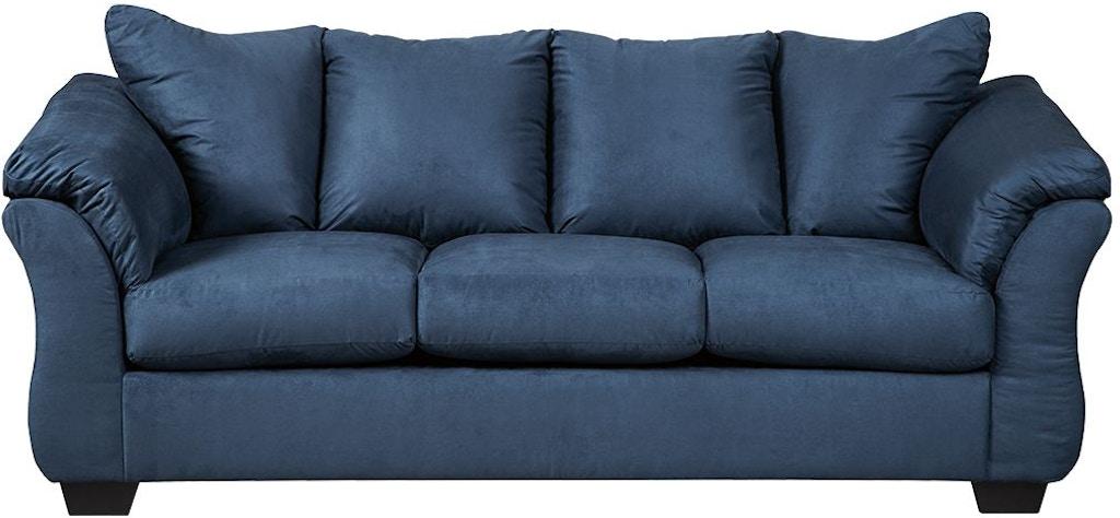 Superb Darcy Sofa In Blue Inzonedesignstudio Interior Chair Design Inzonedesignstudiocom