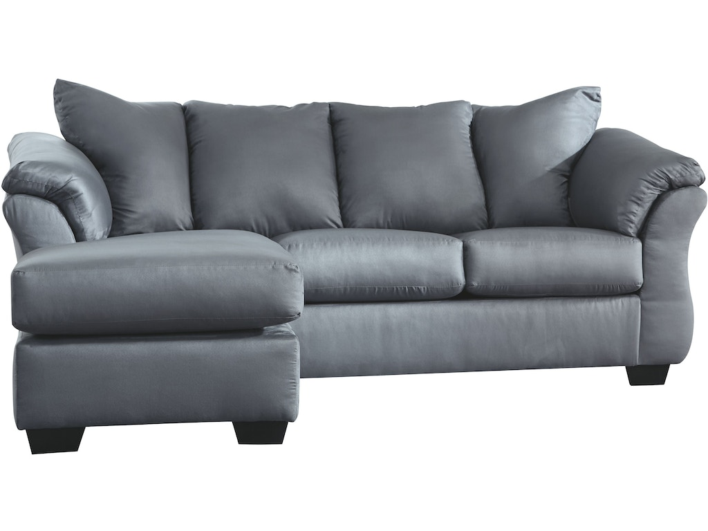 Stupendous Signature Design By Ashley Living Room Darcy Sofa Chaise Dailytribune Chair Design For Home Dailytribuneorg