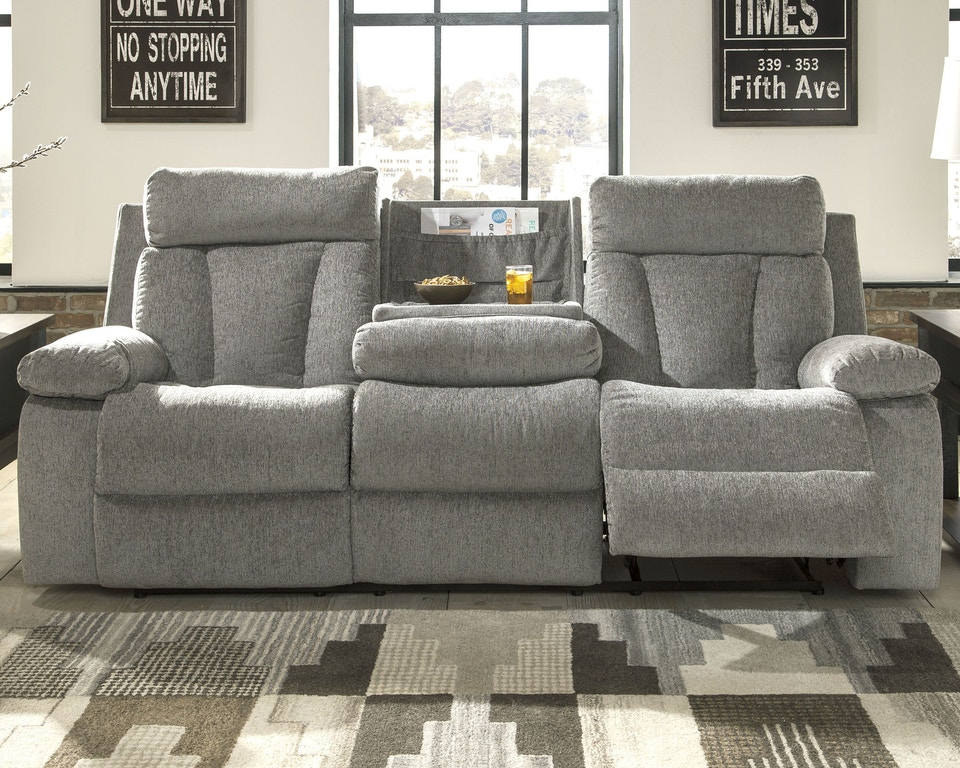 Signature Design by Ashley Living Room Mitchiner Reclining ...