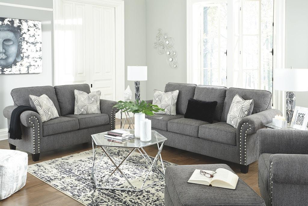 Benchcraft Living Room Agleno Sofa 7870138 Capital