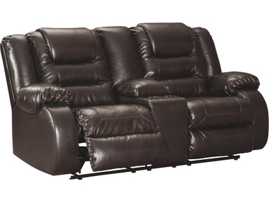 Signature Design By Ashley Living Room Reclining Sofa