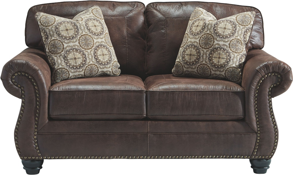 Superb Benchcraft Living Room Breville Loveseat 8000335 Callan Ocoug Best Dining Table And Chair Ideas Images Ocougorg