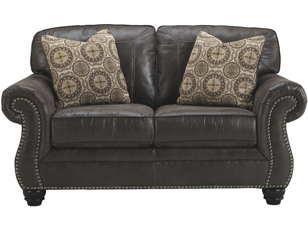 Signature Design By Ashley Living Room Loveseat 8000435 Charter Furniture Dallas Fort Worth Tx