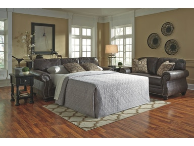 Signature Design by Ashley Queen Sofa Sleeper 8000439