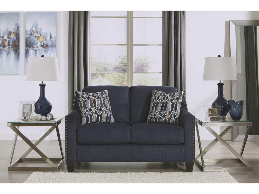 Signature Design By Ashley Living Room Loveseat 8020235