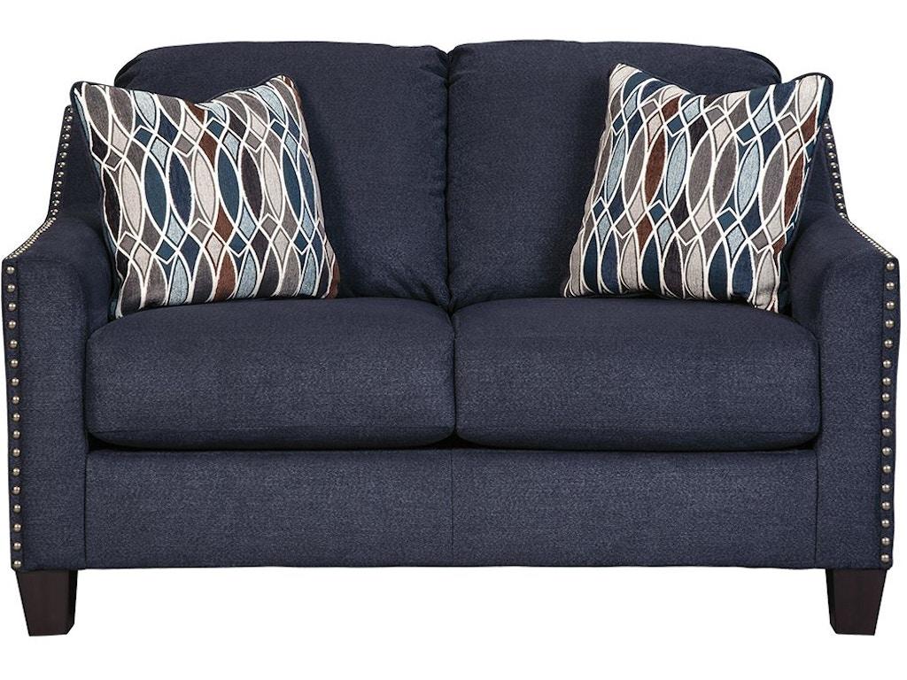 Terrific Benchcraft Living Room Creeal Heights Loveseat 8020235 Cjindustries Chair Design For Home Cjindustriesco
