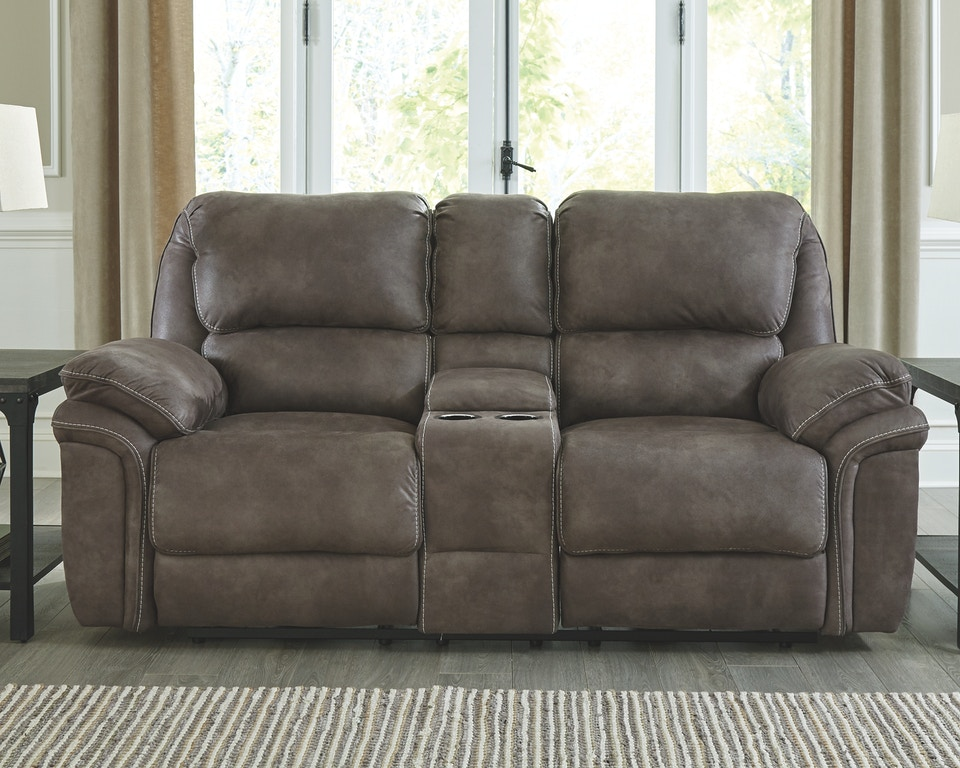 Awesome Benchcraft Living Room Trementon Power Reclining Loveseat Alphanode Cool Chair Designs And Ideas Alphanodeonline