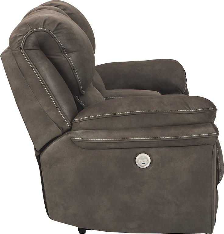 Amazing Benchcraft Living Room Trementon Power Reclining Loveseat Alphanode Cool Chair Designs And Ideas Alphanodeonline