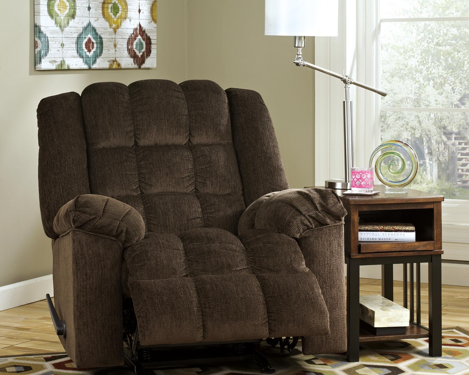 Signature Design By Ashley Living Room Ludden Recliner