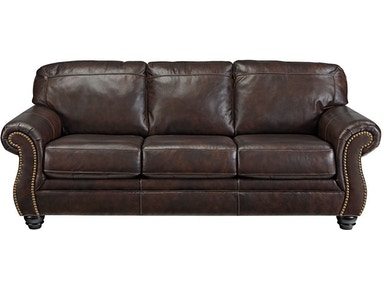 Signature Design By Ashley Living Room Bristan Queen Sofa