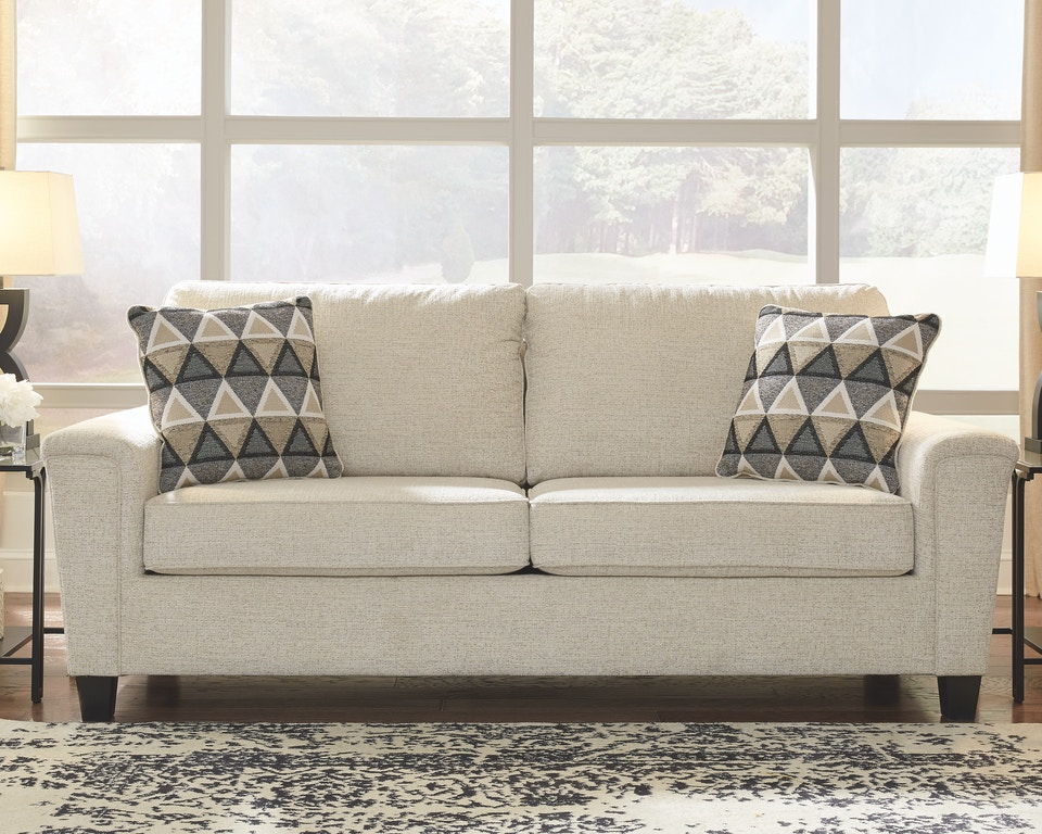 Signature Design by Ashley Living Room Abinger Queen Sofa ...