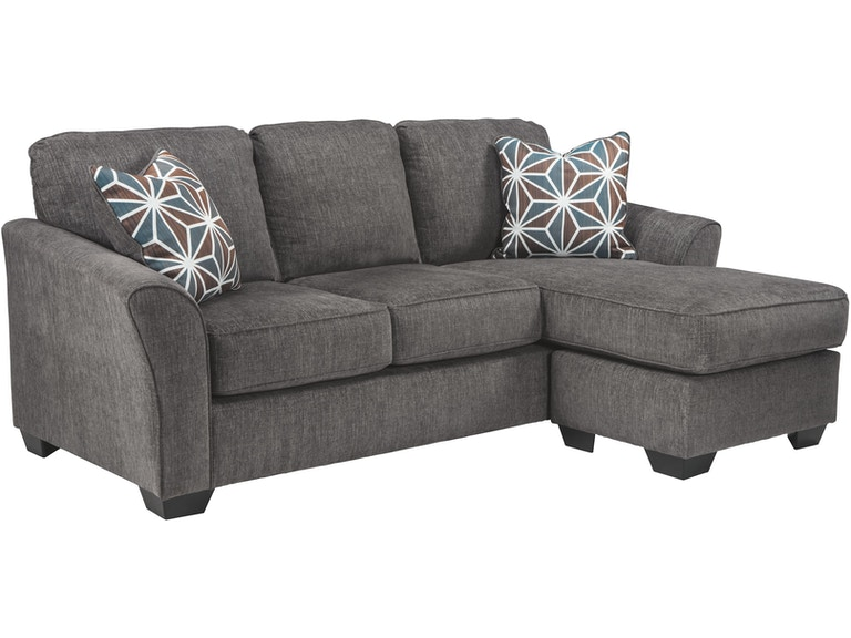 Shop Our Brise Slate Sofa Chaise By Benchcraft 8410218