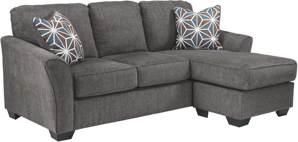 Benchcraft Living Room Brise Sofa Chaise Fulton Stores