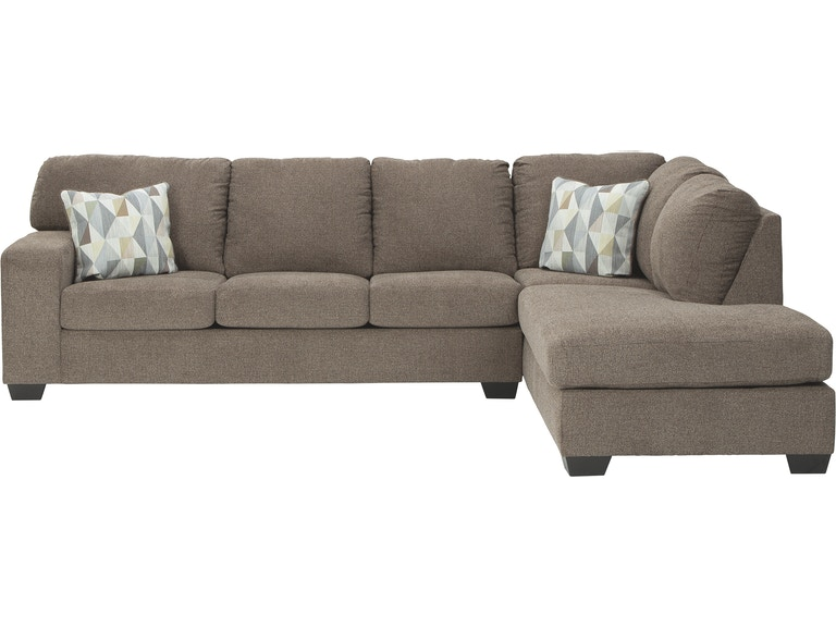 Benchcraft Living Room Dalhart Right Arm Facing Corner Chaise 8570417 China Towne Furniture