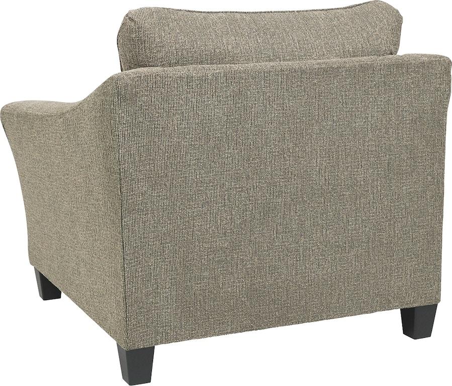 benchcraft living room barnesley oversized chair 8690423