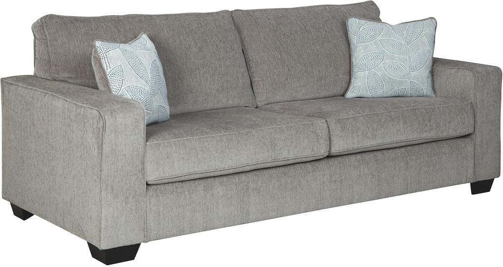 Stupendous Signature Design By Ashley Living Room Altari Queen Sofa Interior Design Ideas Clesiryabchikinfo