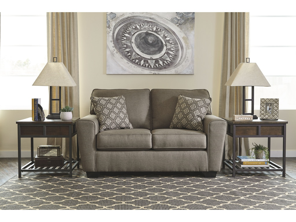 Signature design by ashley living room loveseat 9120235 Ashley furniture living room design