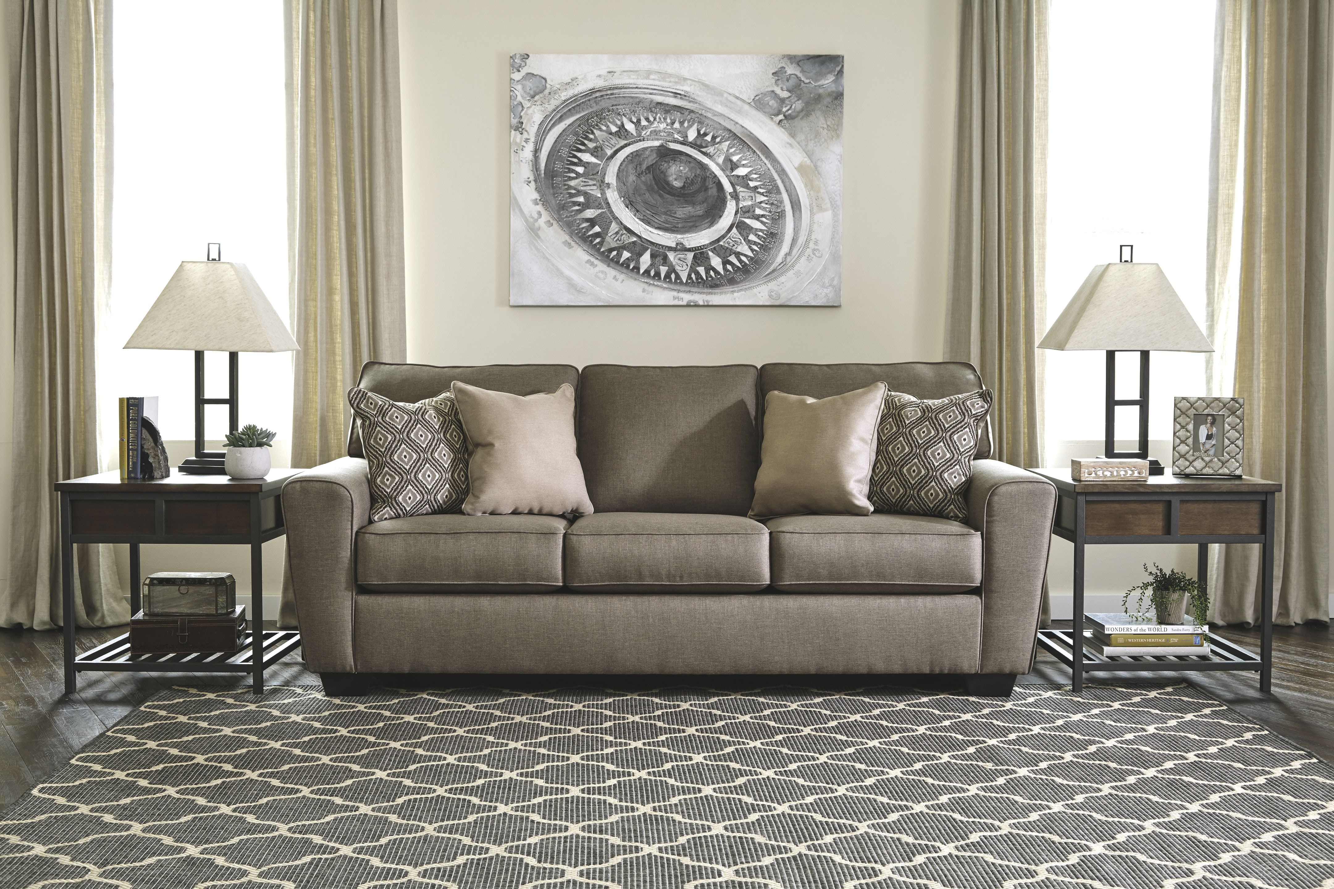 Signature Design By Ashley Living Room Sofa 9120238 Tip Top