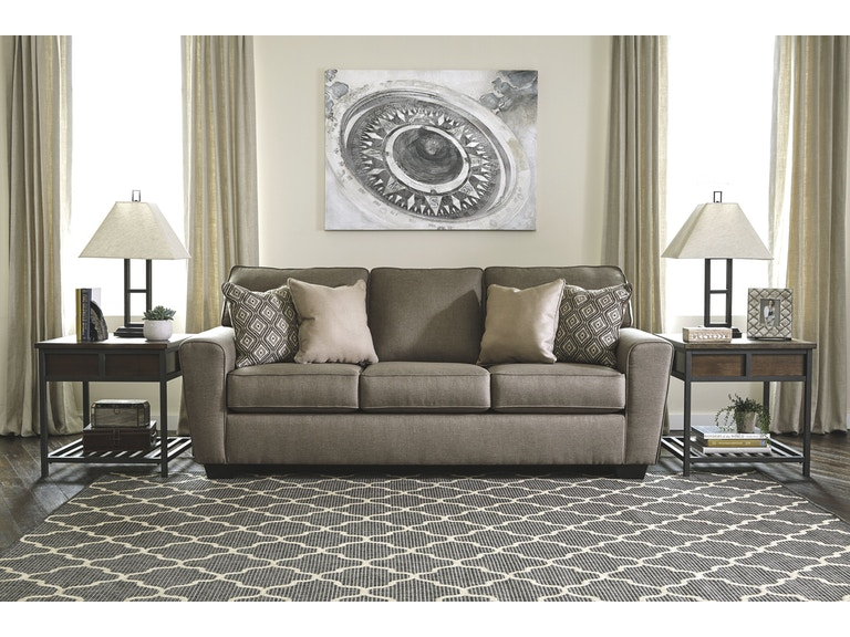 benchcraft living room sofa 9120238 callan furniture st cloud