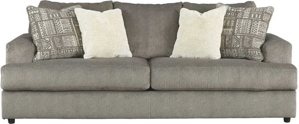 Signature Design By Ashley Living Room Soletren Sofa 9510338 The Furniture Mall Duluth