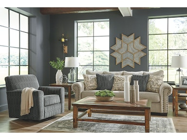 Signature Design By Ashley Living Room Zarina Sofa 9770438