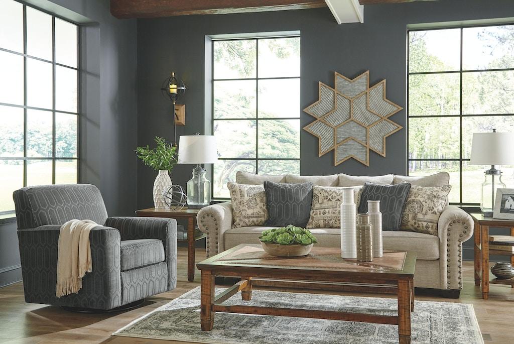 Signature Design By Ashley Living Room Zarina Sofa 9770438