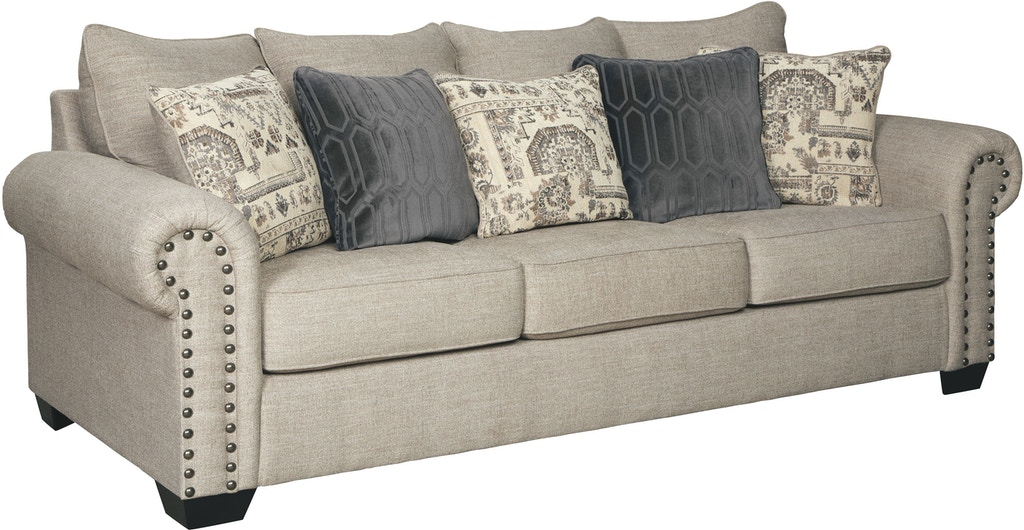 Signature Design By Ashley Living Room Zarina Queen Sofa Sleeper 9770439 Furniture Marketplace
