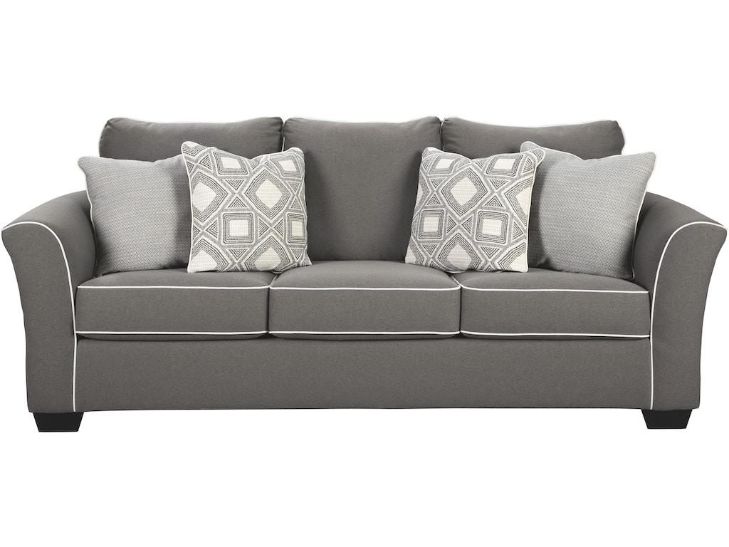 Magnificent Signature Design By Ashley Living Room Domani Queen Sofa Interior Design Ideas Clesiryabchikinfo