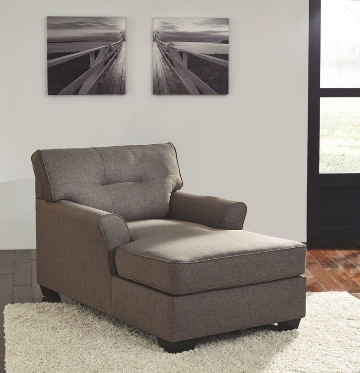 Signature Design By Ashley Living Room Tibbee Chaise