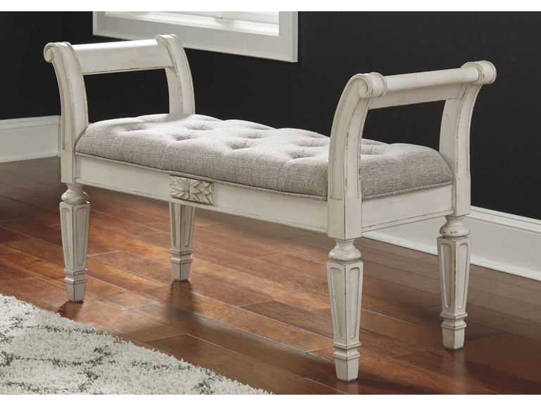 Signature Design by Ashley Living Room Accent Bench