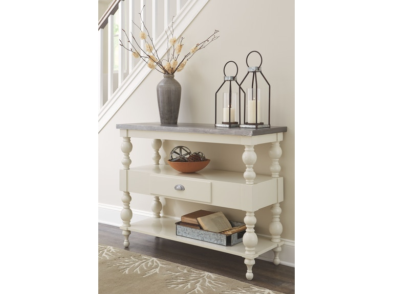 Signature Design By Ashley Living Room Console Sofa Table A4000013