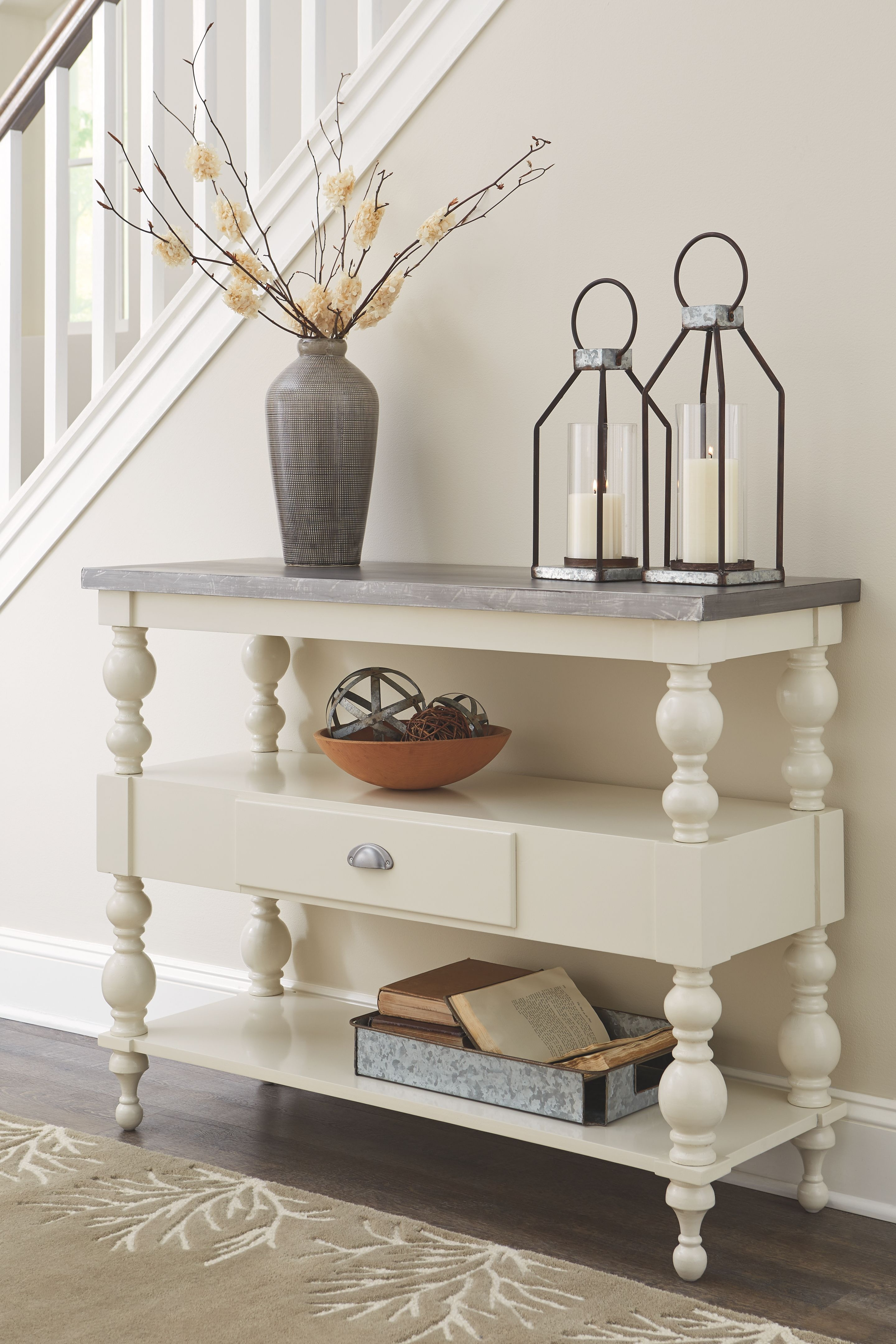 Charmant Signature Design By Ashley Console Sofa Table A4000013