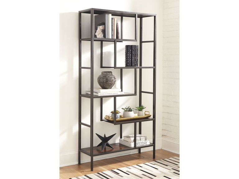 Signature Design By Ashley Home Office Bookcase A4000021 Colony