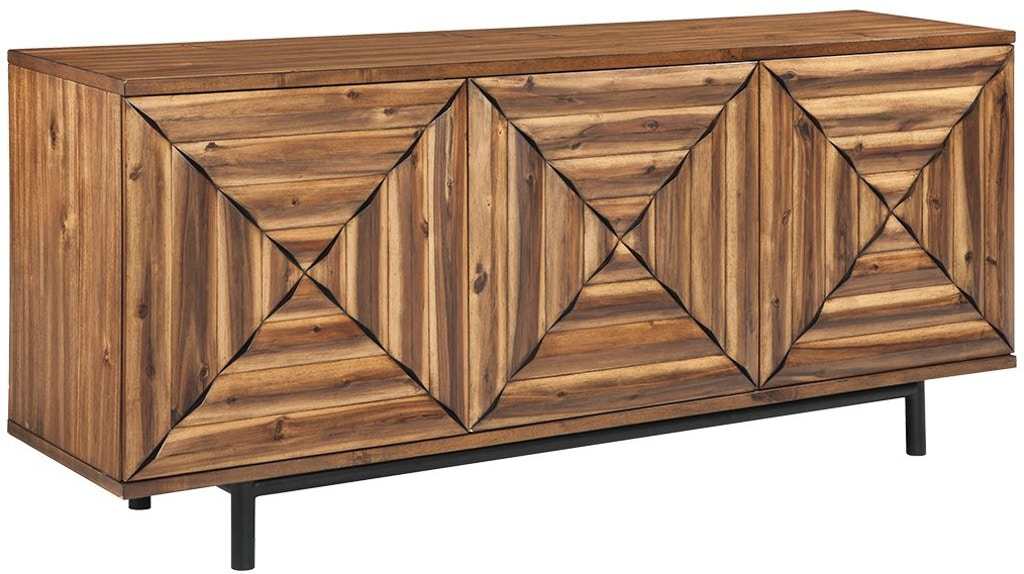 Signature Design By Ashley Living Room Fair Ridge Accent