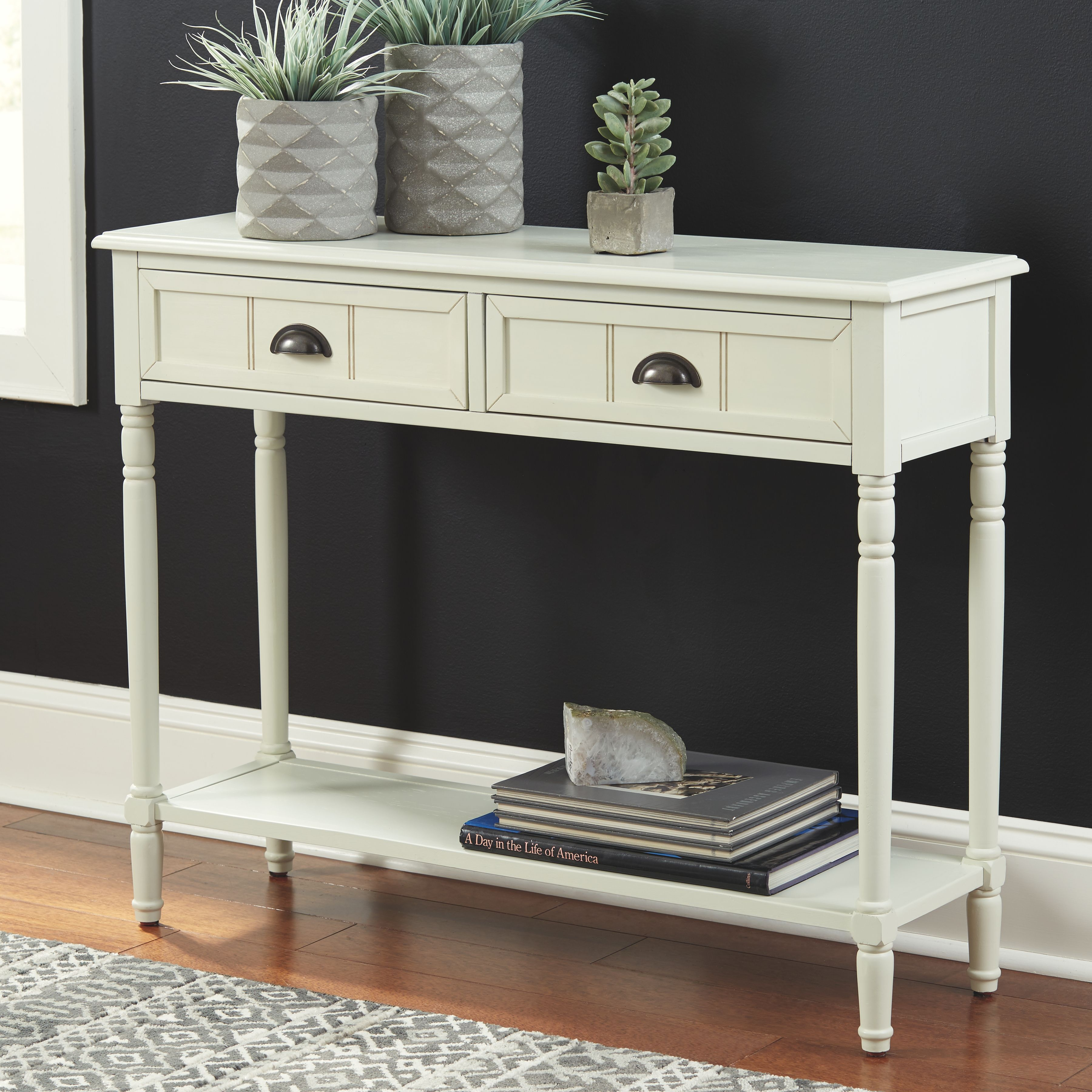 Signature Design By Ashley Living Room Console Sofa Table A4000178