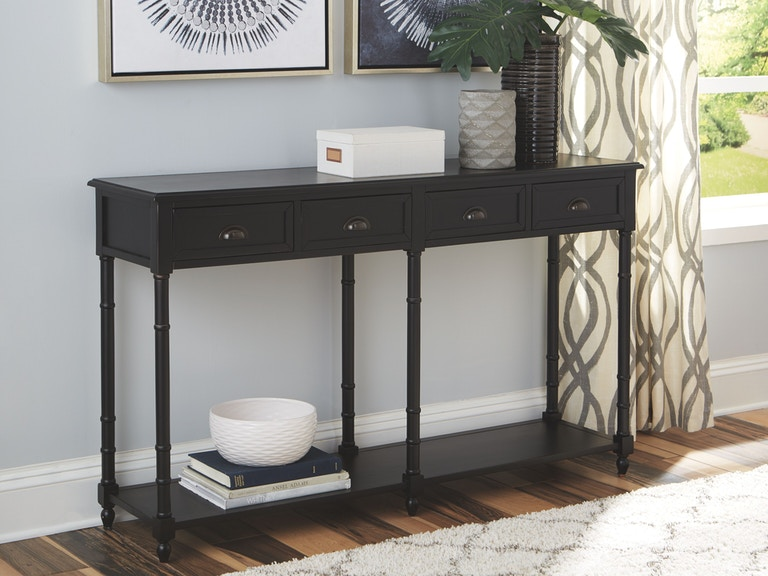 Signature Design By Ashley Living Room Console Sofa Table A4000189