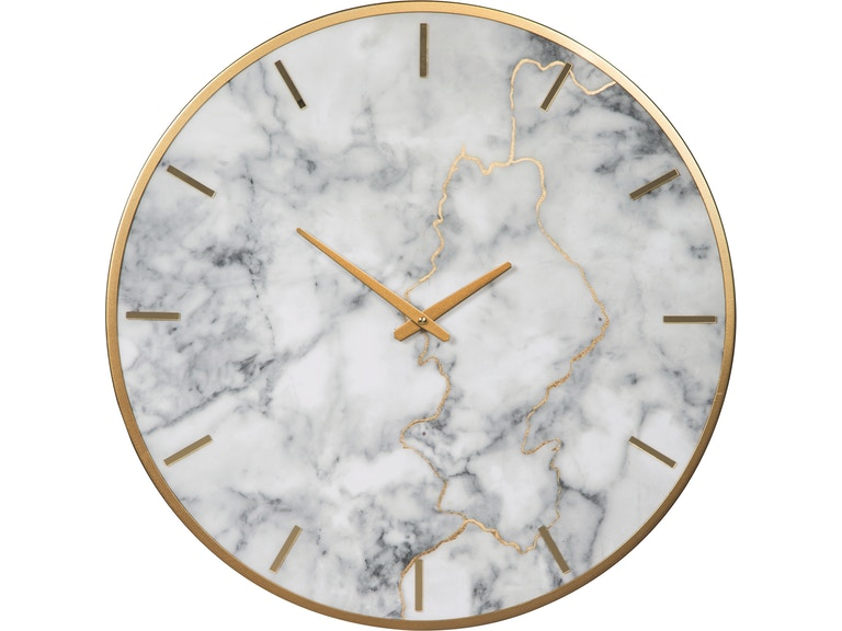 Signature Design By Ashley Accessories Jazmin Wall Clock A8010130 Markson S Furniture