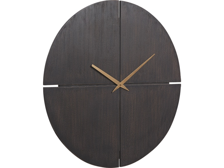 Signature Design By Ashley Accessories Pabla Wall Clock A8010185 Markson S Furniture Rochester