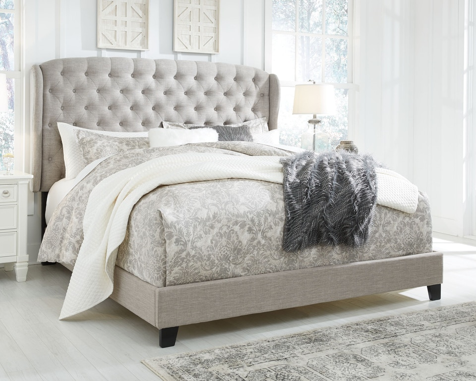 Shop Our Jerary King Upholstered Bed By Signature Design