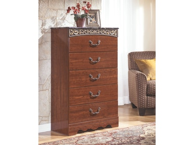 Signature Design by Ashley Five Drawer Chest B105-46