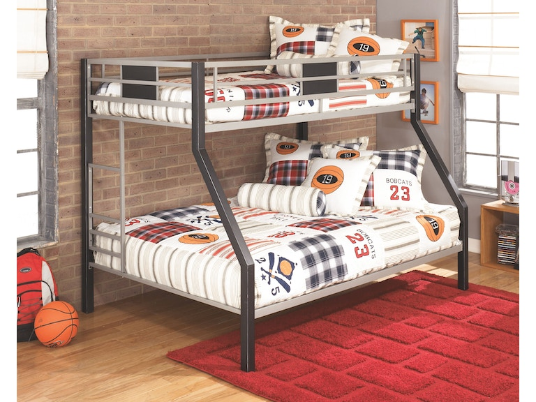Signature Design by Ashley Twin/Full Bunk Bed B106-56