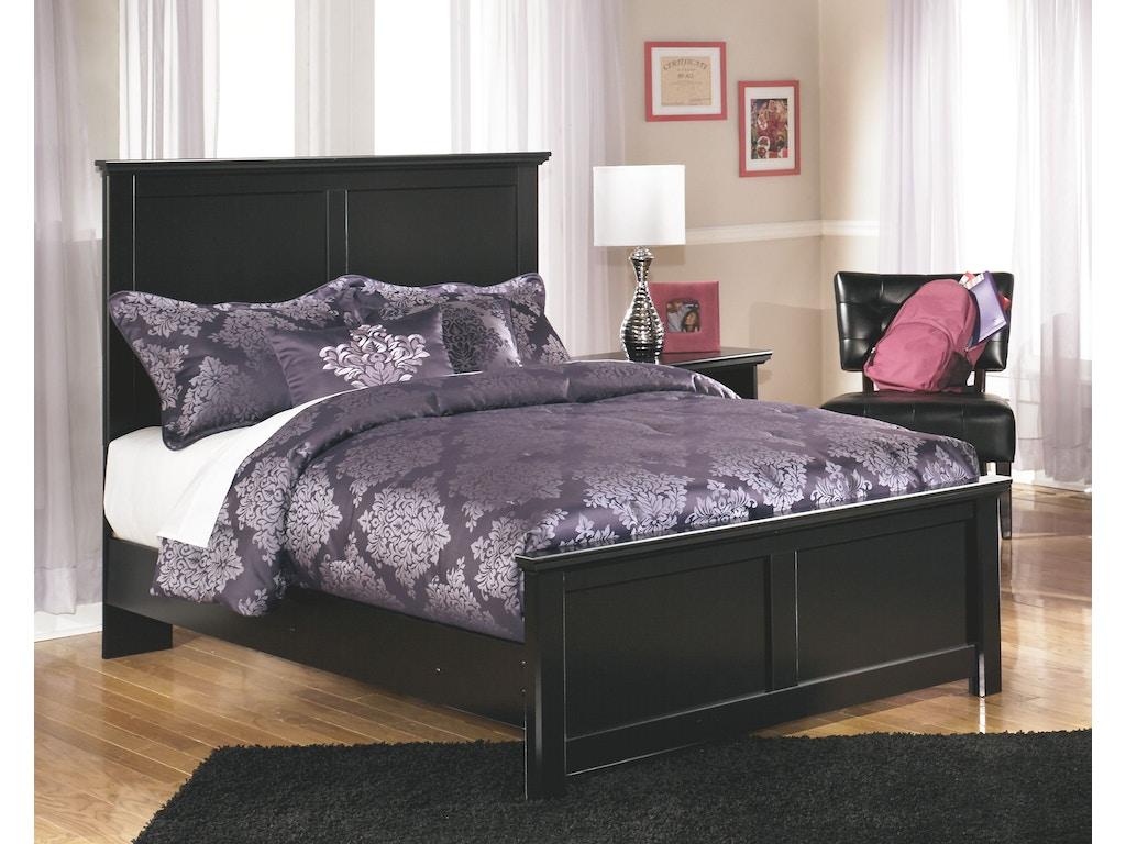 Signature Design By Ashley Bedroom Full Panel Rails B138 86 Furnitureland Delmar Delaware