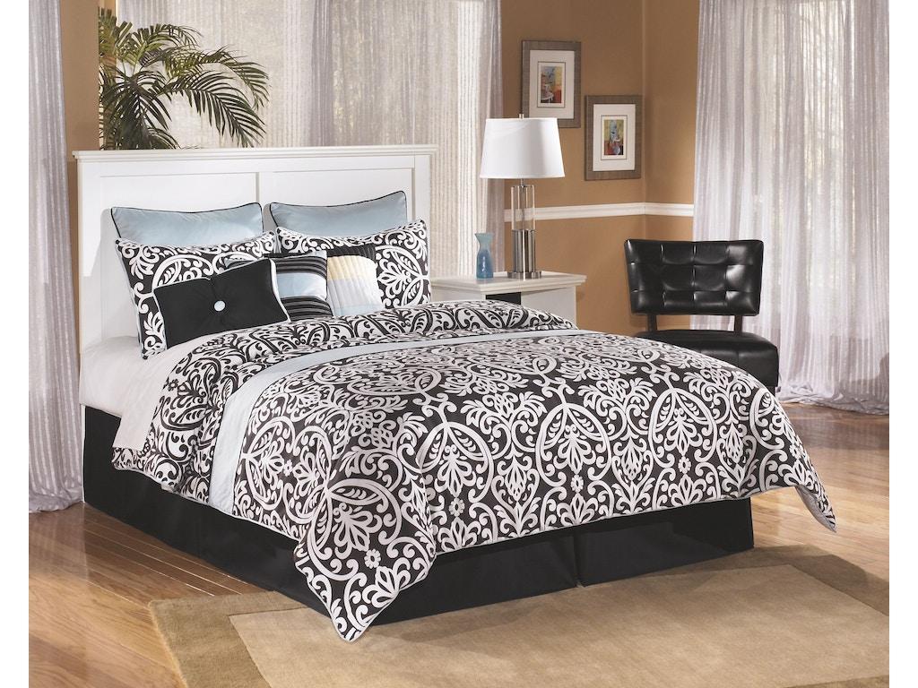 Signature Design By Ashley Bedroom Queen Full Panel Headboard B139 57 Furnitureland Delmar