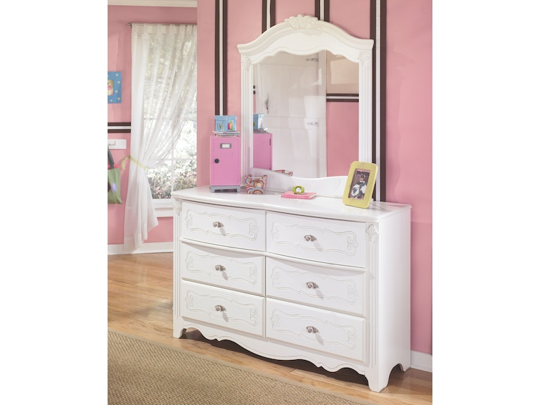 Signature Design By Ashley Bedroom Full Poster Rails B188